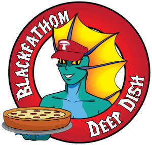 Blackfathom Deep Dish logo
