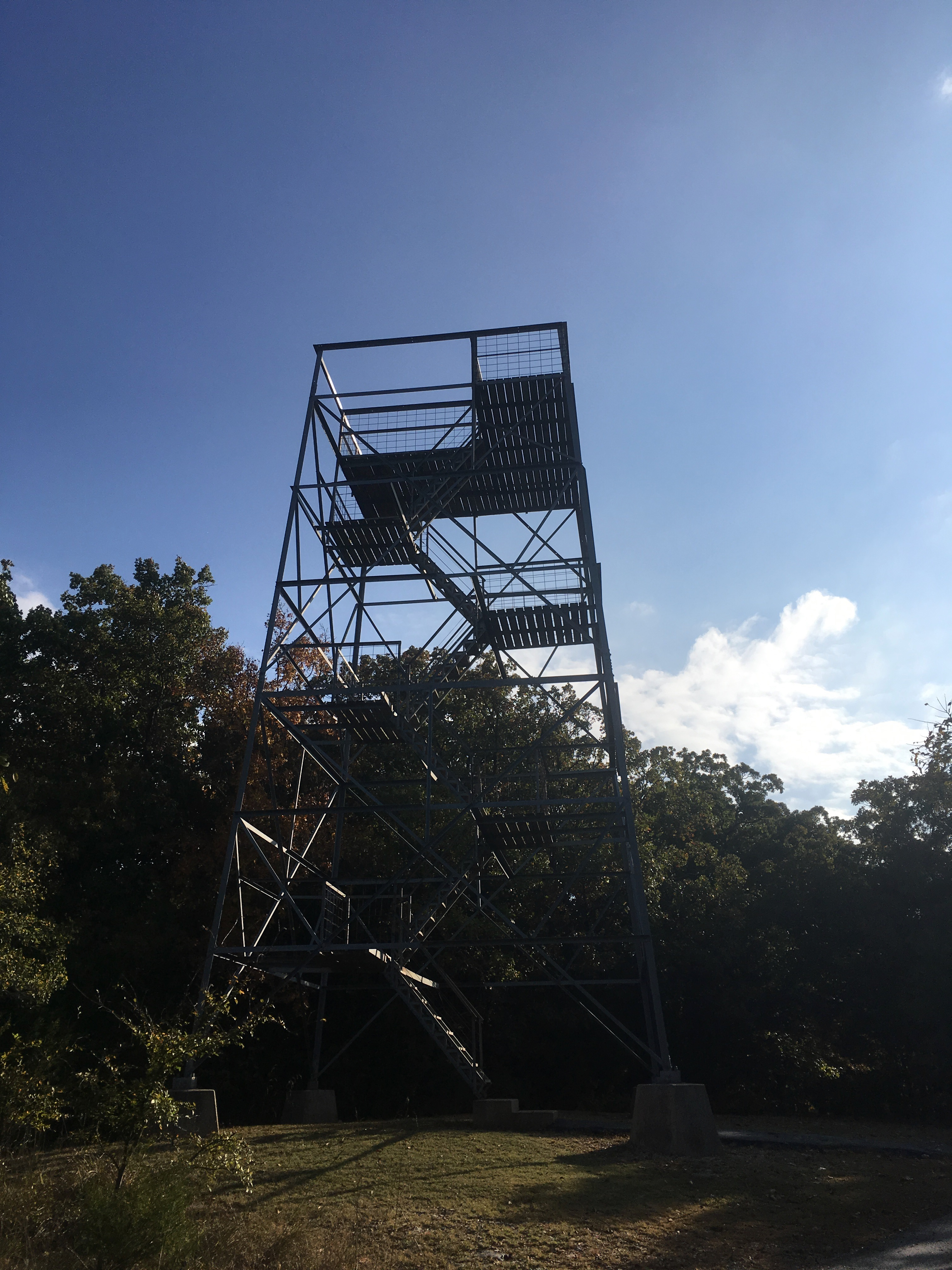 Dewey Bald Observation Tower