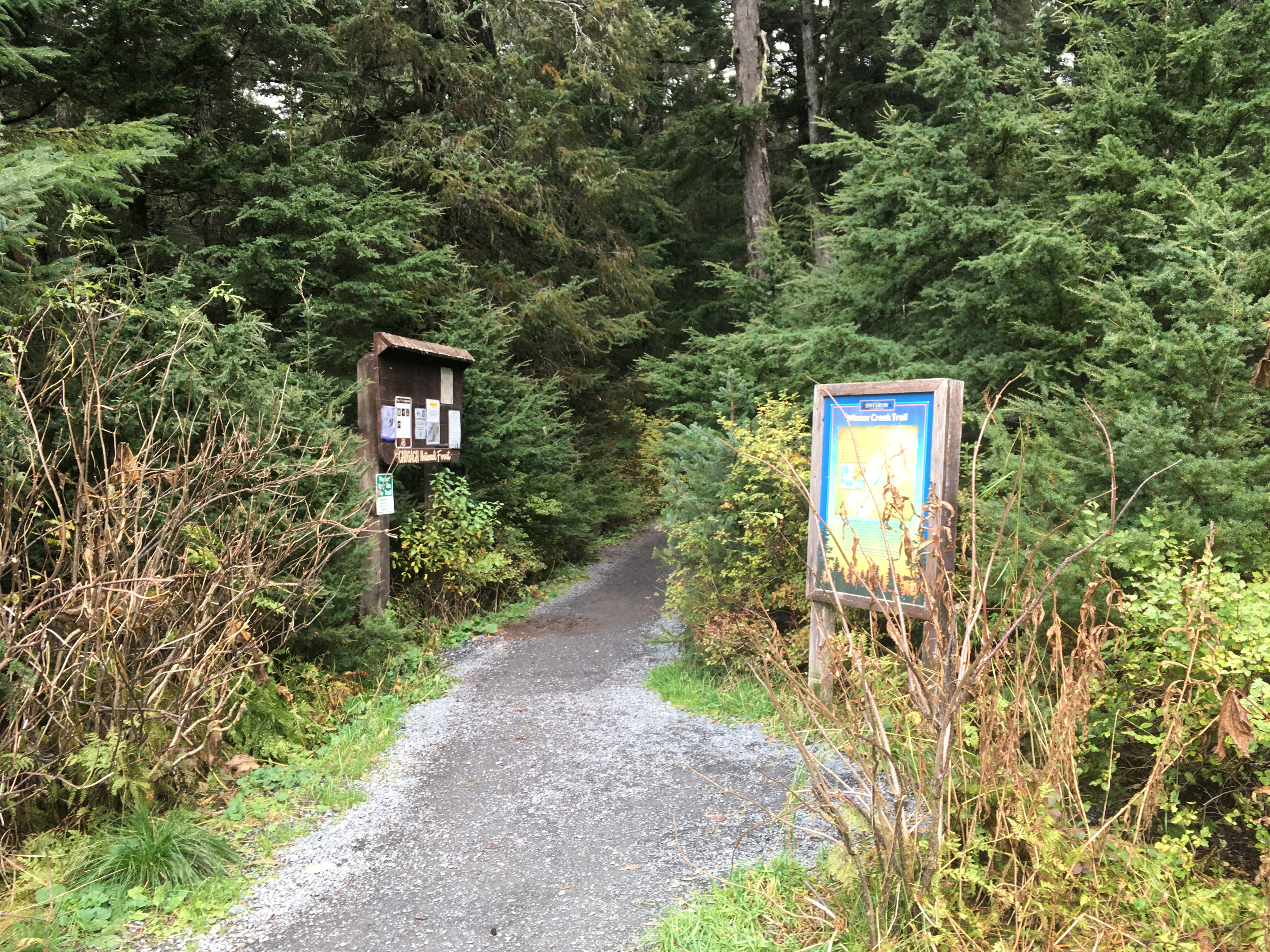 Winner Creek Trailhead